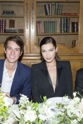 Bella Hadid Attends Rimowa 80th Anniversary Celebration hosted by Rimowa & Alexandre Arnault in Paris, France
