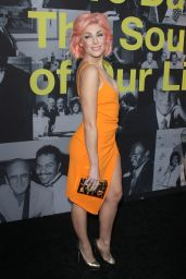Bonnie McKee At Clive Davis documentary The Soundtrack of Our Lives screening Los Angeles