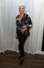 Bridgitte Nielsen At the Red Carpet Luxury Lounge