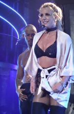 Britney Spears At Axis for Planet Hollywood Las Vegas