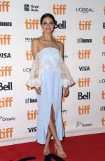Caitlin Carver Attends the World premiere of