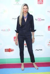 Catherine McCord At 6th Annual Red Carpet Safety Awareness Event at the Sony Pictures Studio, Los Angeles
