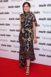 Charity Wakefield At Marie Claire Future Shapers Awards, London, UK
