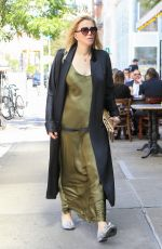 Courtney Love Is seen in New York City