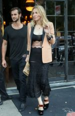 Courtney Love Out and about in New York City