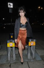Daisy Lowe At British Fashion Council LFW launch party, London