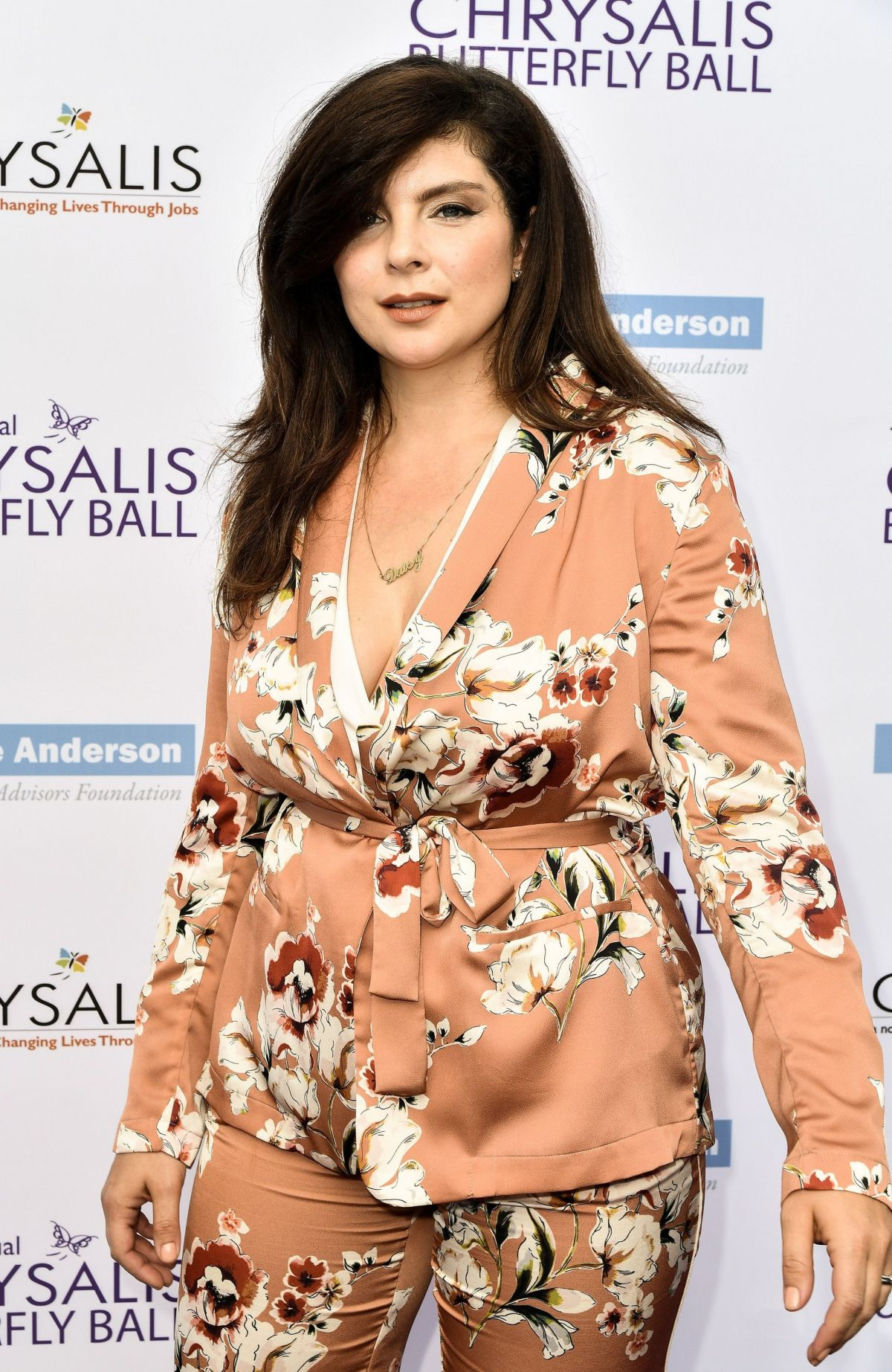 Daisy O'Dell At 16th Annual Chrysalis Butterfly Ball, Los ... Jennifer Aniston