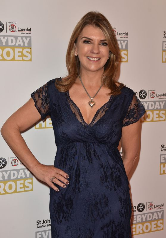 Dawn Harper At Everyday Heroes Awards, London, UK