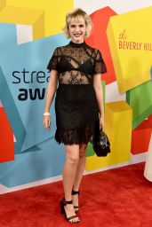 Devin Lytle At 7th Annual Streamy Awards, Los Angeles