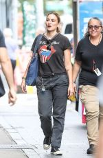 Drea de Matteo Out & about in New York