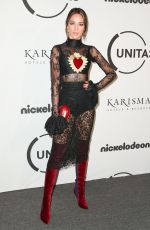 Elen Capri At UNITAS Gala Against Human Trafficking, Spring Summer 2018, New York Fashion Week