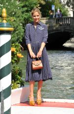 Elisabetta Pellini At 74th venice international film festival - Day 5