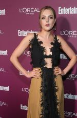 Elizabeth Gillies At 2017 Entertainment Weekly Pre-Emmy Party in West Hollywood
