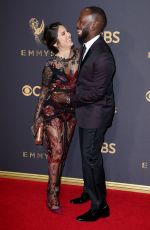 Erin Lim At 69th Annual Primetime Emmy Awards in Los Angeles