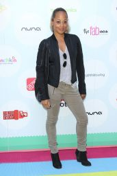Essence Atkins At 6th Annual Red Carpet Safety Awareness Event at the Sony Pictures Studio, Los Angeles
