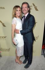 Felicity Huffman At Hollywood Reporter and Sag-Aftra Emmy Nominees Night, Beverly Hills