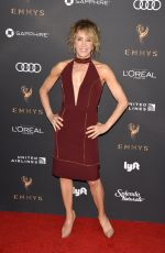Felicity Huffman At Television Academy 69th Emmy Performer Nominees Cocktail Reception in Beverly Hills