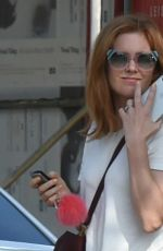 Isla Fisher Out and about in Los Angeles