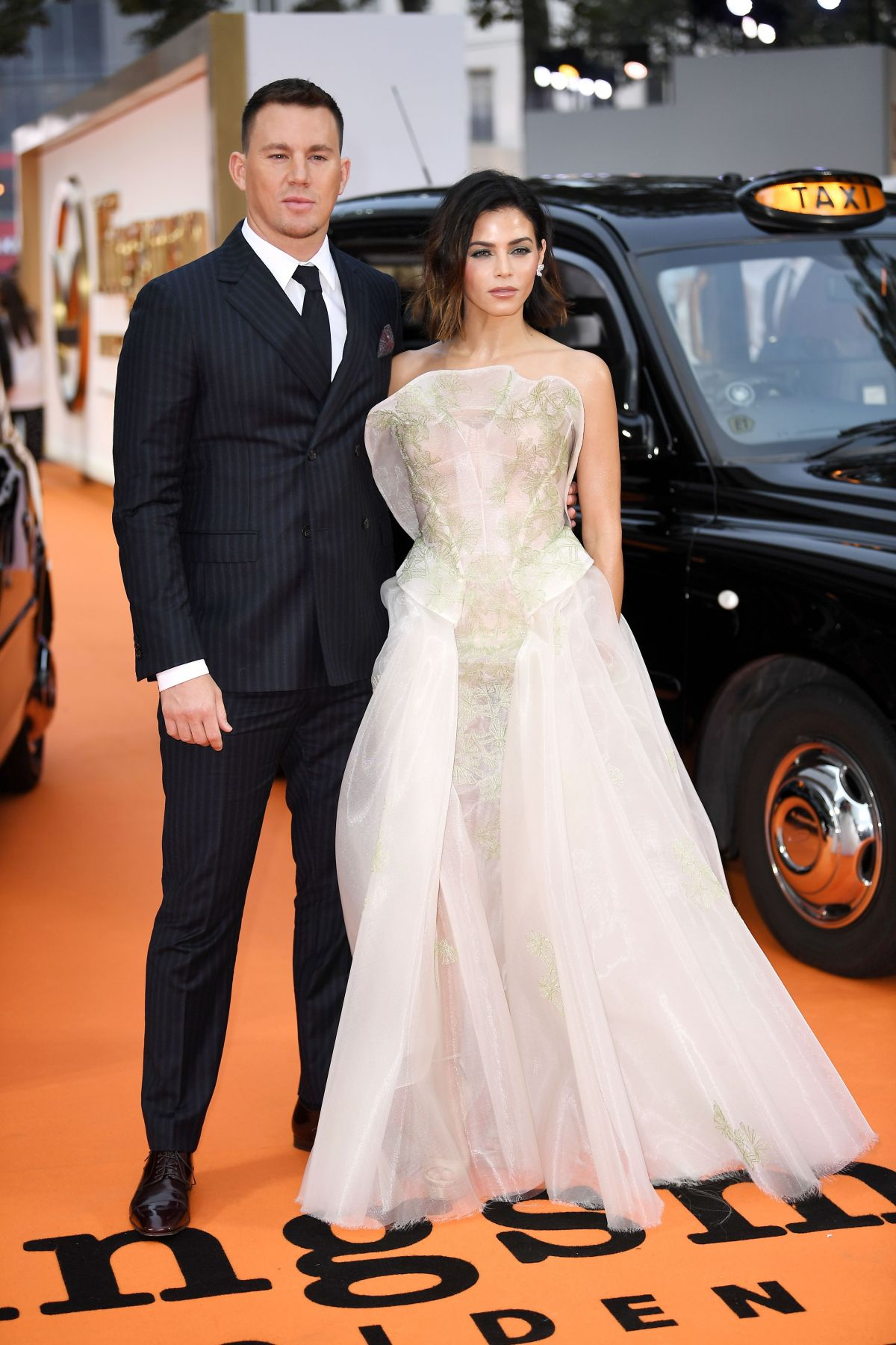 Jenna Dewan Tatum At \'Kingsman: The Golden Circle\' World Premiere in ...