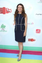 Jenni Pulos At 6th Annual Red Carpet Safety Awareness Event at the Sony Pictures Studio, Los Angeles