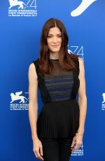 Jennifer Carpenter At Brawl In Cell Block 99 Photocall, 74th Venice FF, Italy