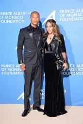 Jeremy Meeks and Chloe Green At Monte-Carlo Gala for the Global Ocean, Monte-Carlo, Monaco