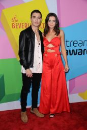 Jess Bauer At 7th Annual Streamy Awards, Los Angeles
