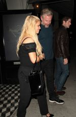 Jessica Simpson Spotted with husband Eric Johnson at Craig