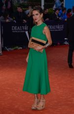Joyce Jonathan At Mother! premiere 43rd Deauville American Film Festival on September 08 2017 in Deauville, France