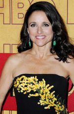 Julia Louis-Dreyfus At HBO