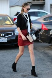 Kate Upton Out in Beverly Hills