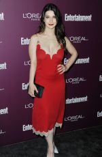 Katherine Herzer At 2017 Entertainment Weekly Pre-Emmy Party in West Hollywood