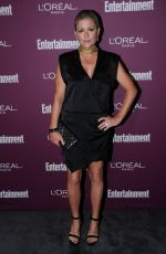 Kathleen Robertson At Entertainment Weekly Pre-Emmy Party, Los Angeles