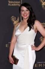 Kathryn Burns At Creative Arts Emmy Awards, Day 1, Los Angeles