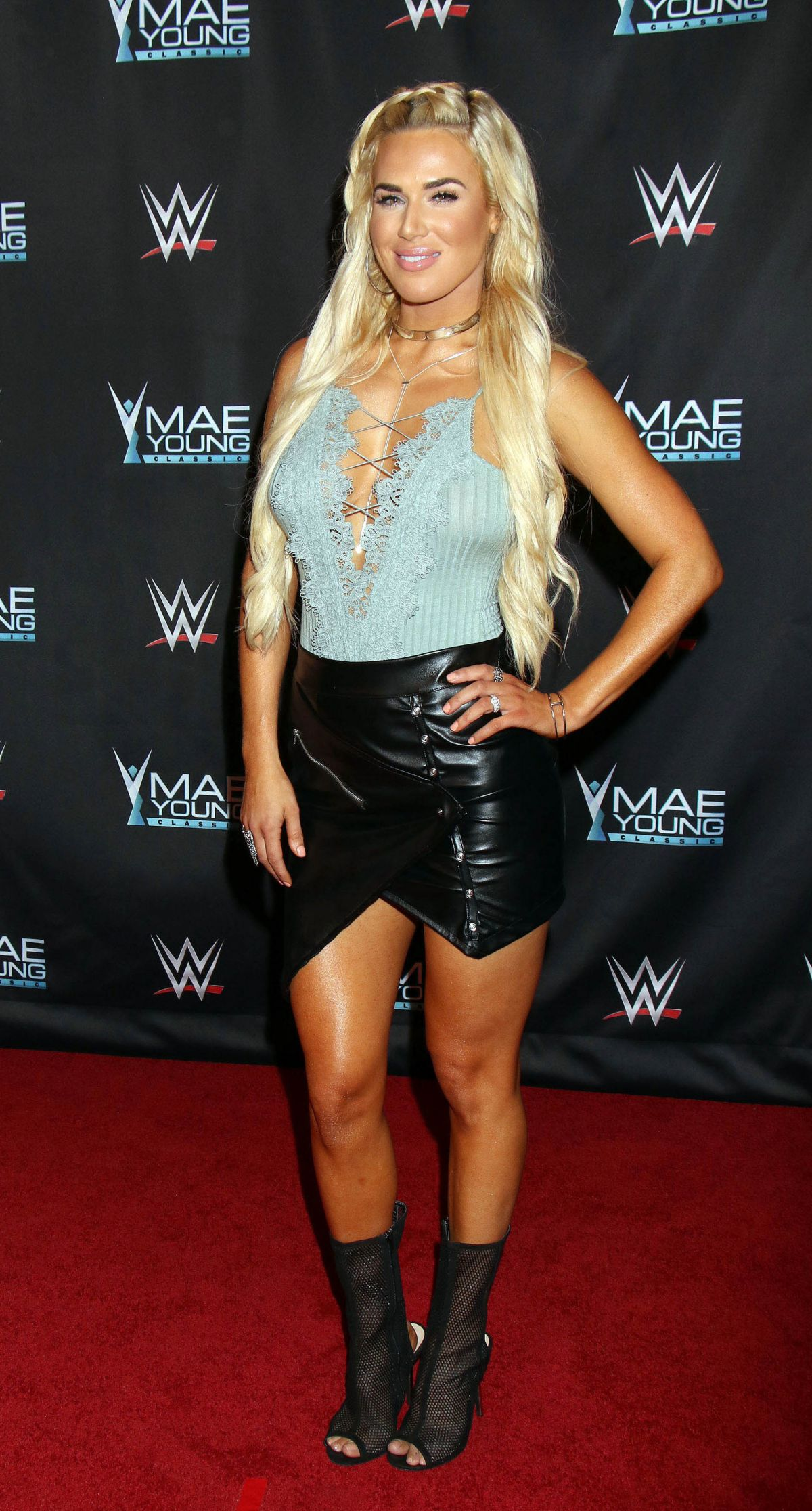 Lana At WWE Presents