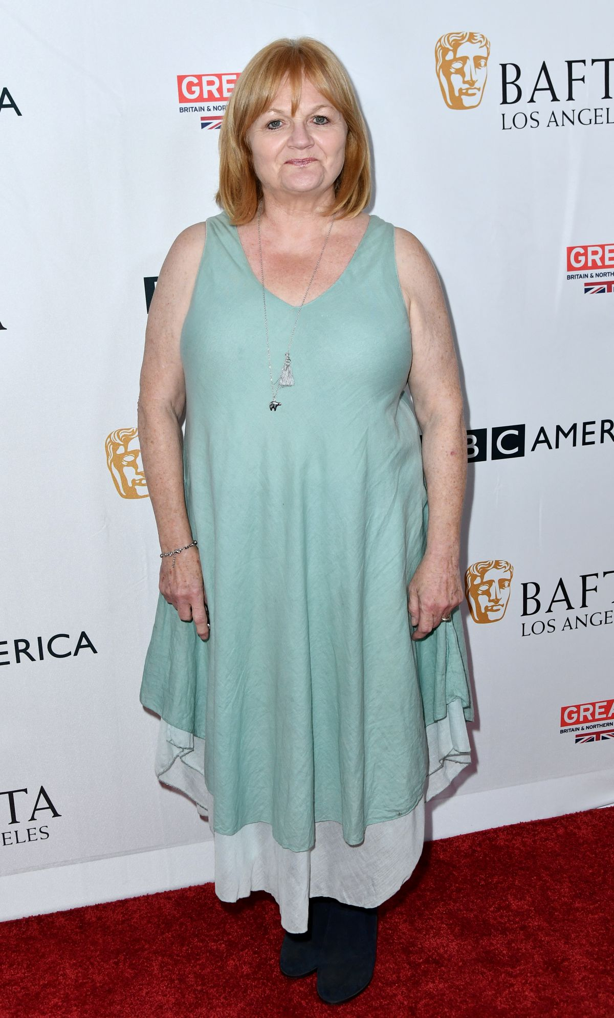 Lesley Nicol At BAFTA TV Tea Party 2017, Beverly Hills