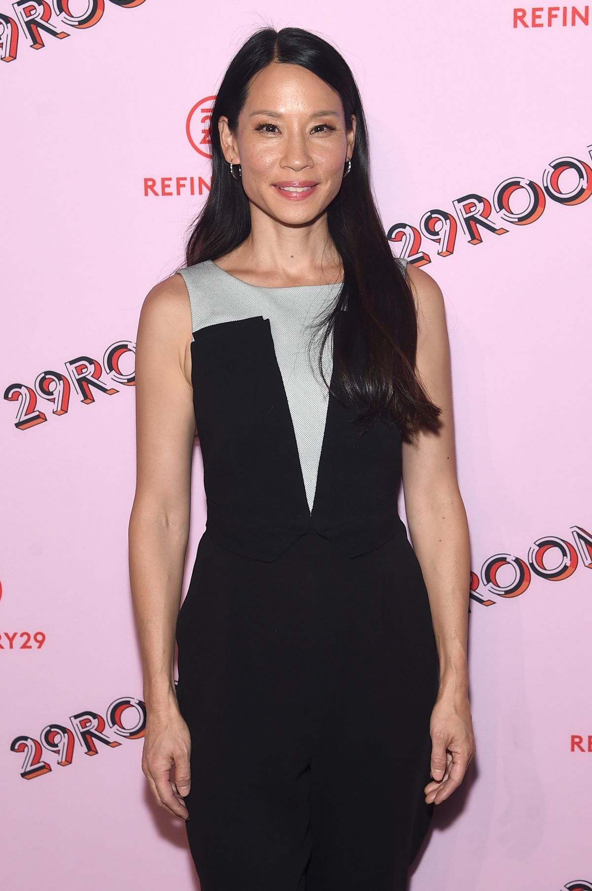 Lucy Liu At The Refinery29 Third Annual 29Rooms: Turn It ...