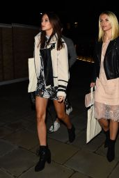 Lucy Watson At Keeping up with the Kardashians 10th Anniversary Screening and Party in London