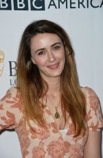 Madeline Zima At BAFTA Tea Party, Los Angeles