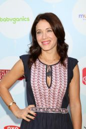 Marla Sokoloff At 6th Annual Red Carpet Safety Awareness Event at the Sony Pictures Studio, Los Angeles