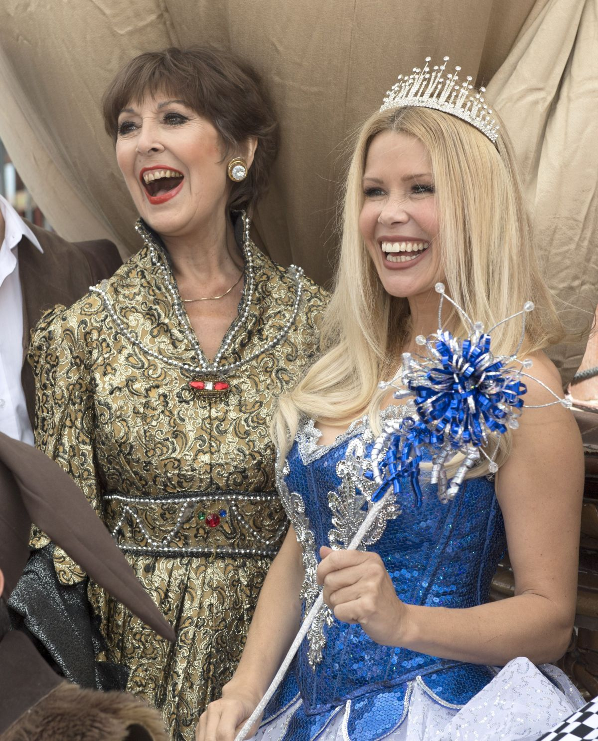 Melinda messenger snow white panto photocall in southsea portsmouth new pictures