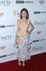 Natalia Dyer At BAFTA Tea Party in Los Angeles