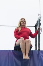Nicole Eggert At Battle of the Network Stars (2017) Stills