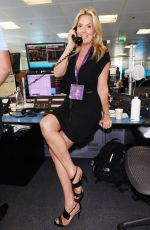 Penny Lancaster At BGC Charity Day in London