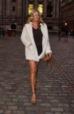 Penny Lancaster At The Inspiration Awards for Women, Queen Elizabeth II Conference Centre, London, UK