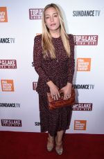 Piper Perabo At Top Of The Lake : China Girl Premiere in New York City