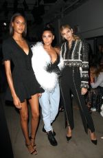 Shay Mitchell At Jonathan Simkhai show, Front Row, Spring Summer 2018, New York Fashion Week