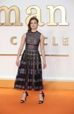 Sophie Cookson At Kingsman: The Golden Circle World Premiere in London