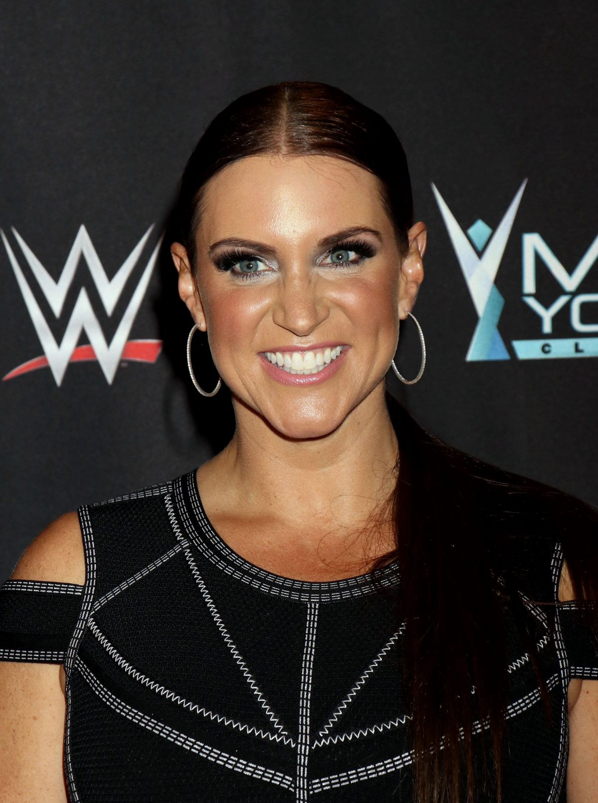 Stephanie McMahon-Levesque At WWE Presents Mae Young