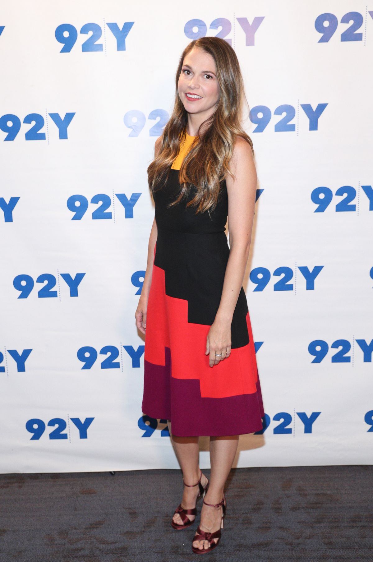 Sutton Foster At Conversation and Screening with the cast of